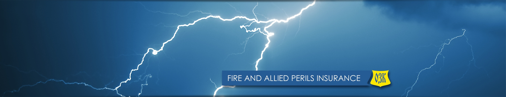 FIRE AND ALLIED PERILS INSURANCE